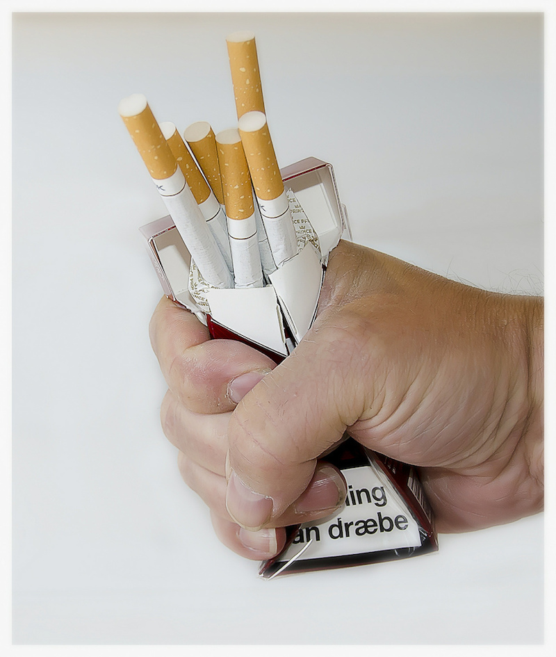 Take control and stop smoking with the help of hypnosis