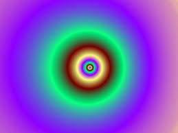 Colorful Hypnotic Image