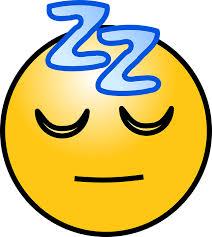Sleeping sun Choice for hypnosis
